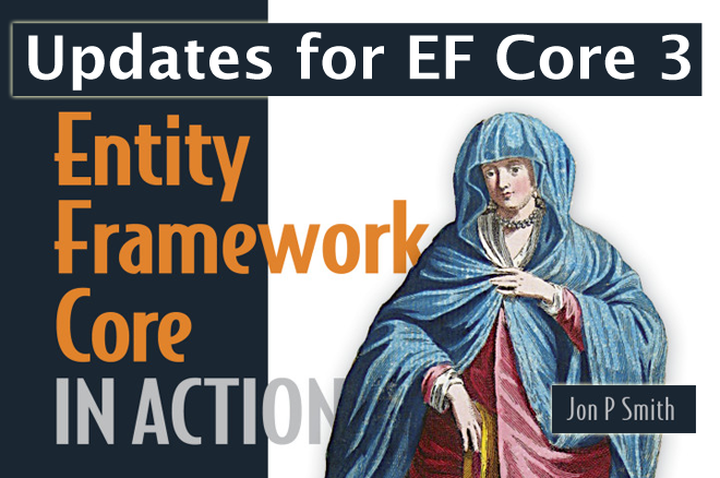 "NET Core 3 update to ""Entity Framework Core in Action"" book"